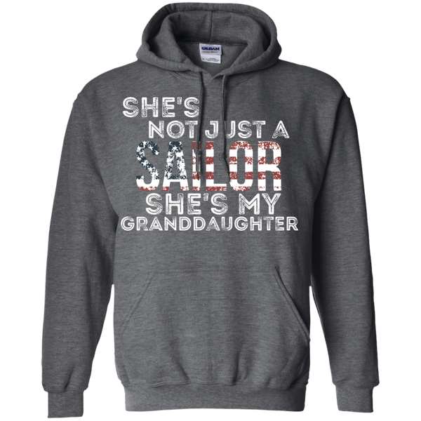 Not Just a Sailor Hoodie - Granddaughter