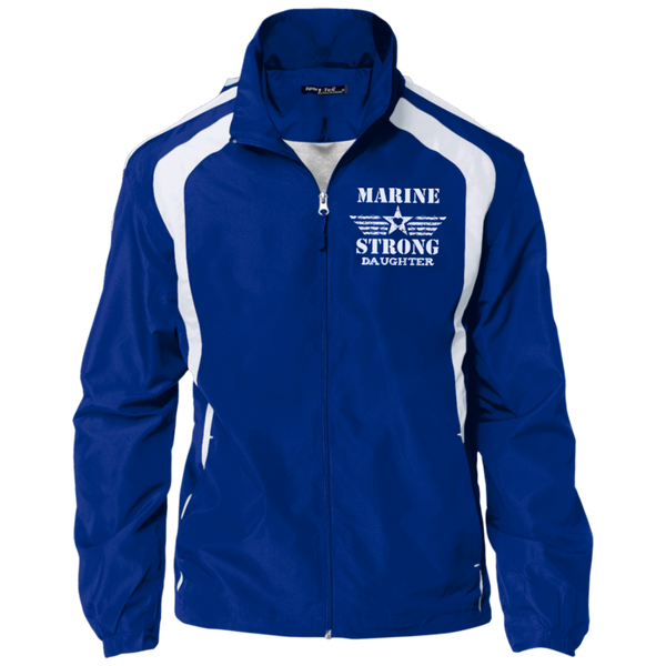 Marine Daughter Personalized Jersey-Lined Jacket