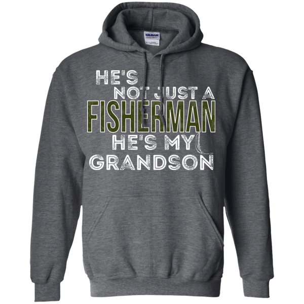 Not Just A Fisherman - Grandson