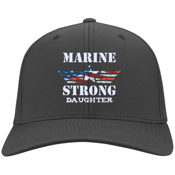 Marine Personalized Twill Cap