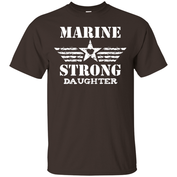 Marine Daughter Custom Ultra Cotton T-Shirt