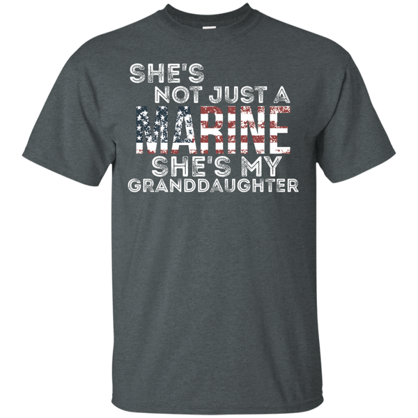 Not Just a Marine - Granddaughter