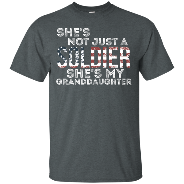 Not Just A Soldier - Granddaughter