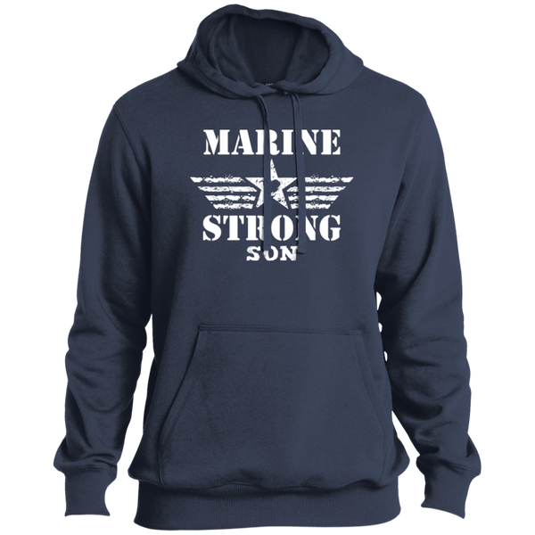 Tall Marine Son Pullover Hoodie