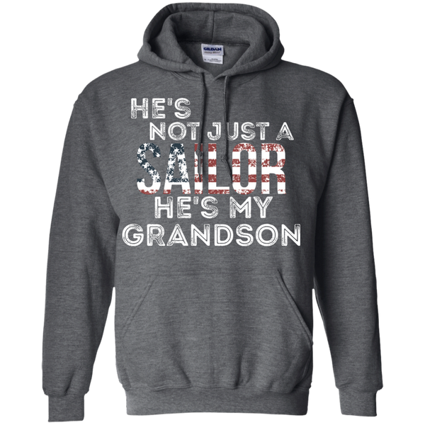 Not Just a Sailor - Grandson