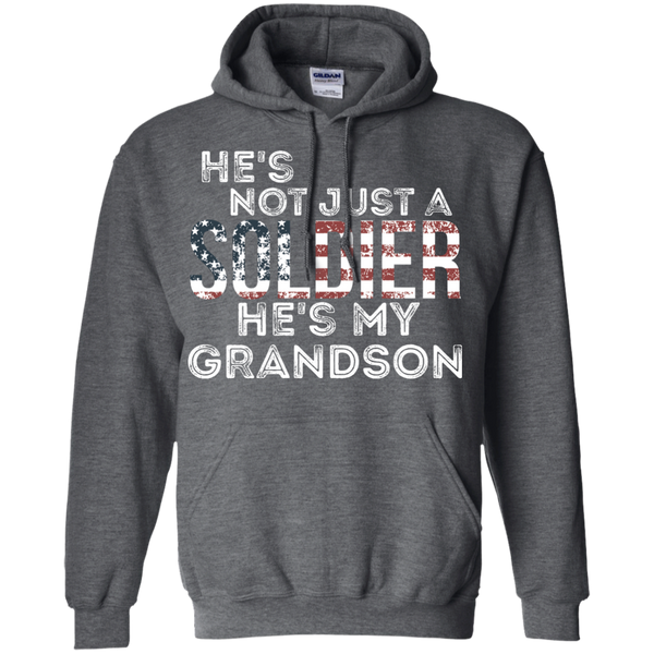 Not Just a Soldier Hoodie