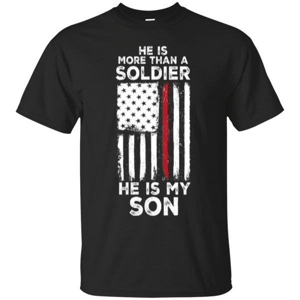 He is More Than a Soldier - Son
