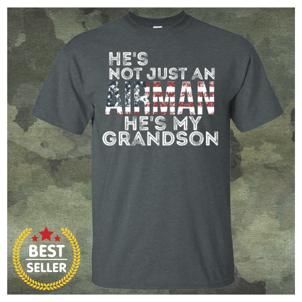 Not Just An Airman - Grandson
