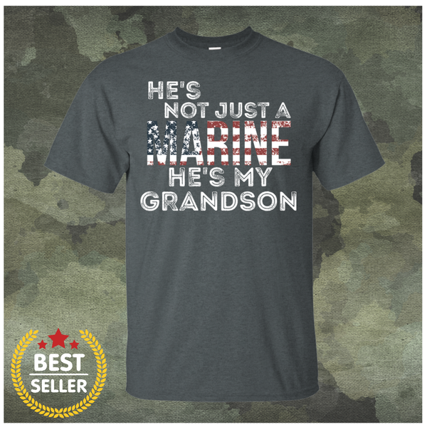 Not Just a Marine Tee