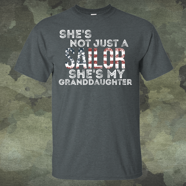 Not Just a Sailor - Granddaughter