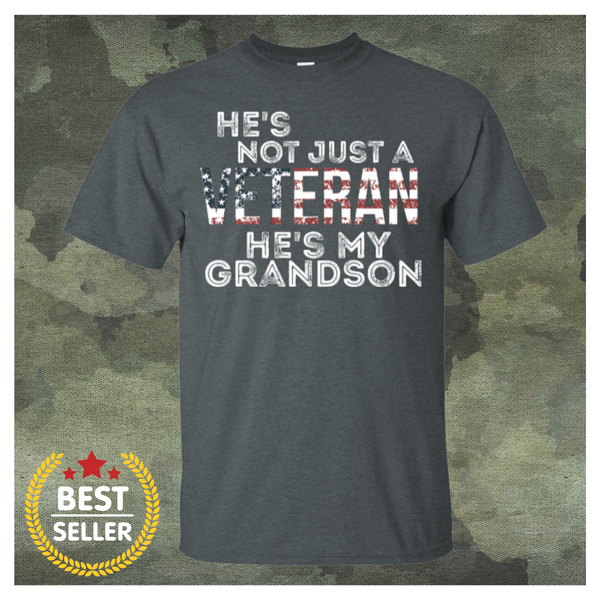 Not Just a Veteran - Grandson