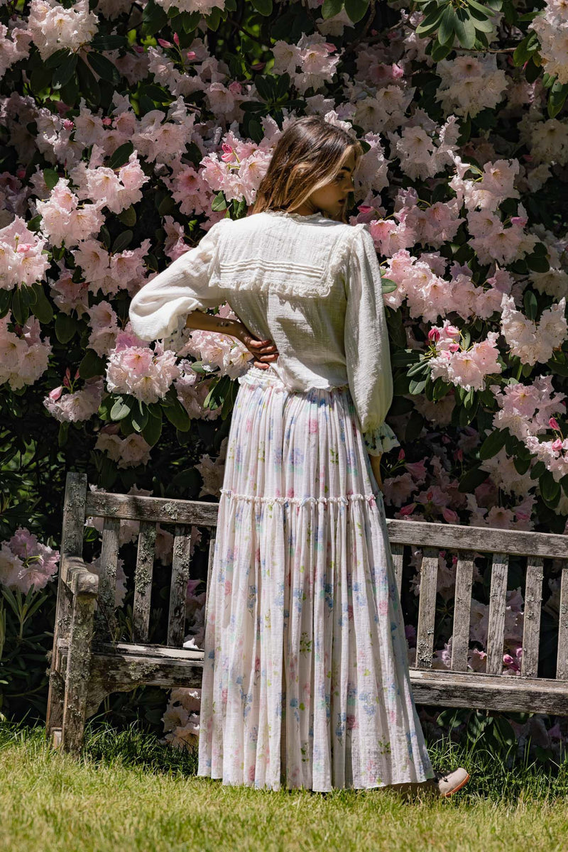 Wall Flower - Ballerina Maxi Skirt