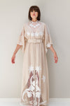 Daisy Chain Reaction Gown