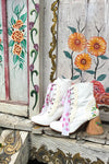 FILLYBOO - DOLL HOUSE BOOTS - WHITE
