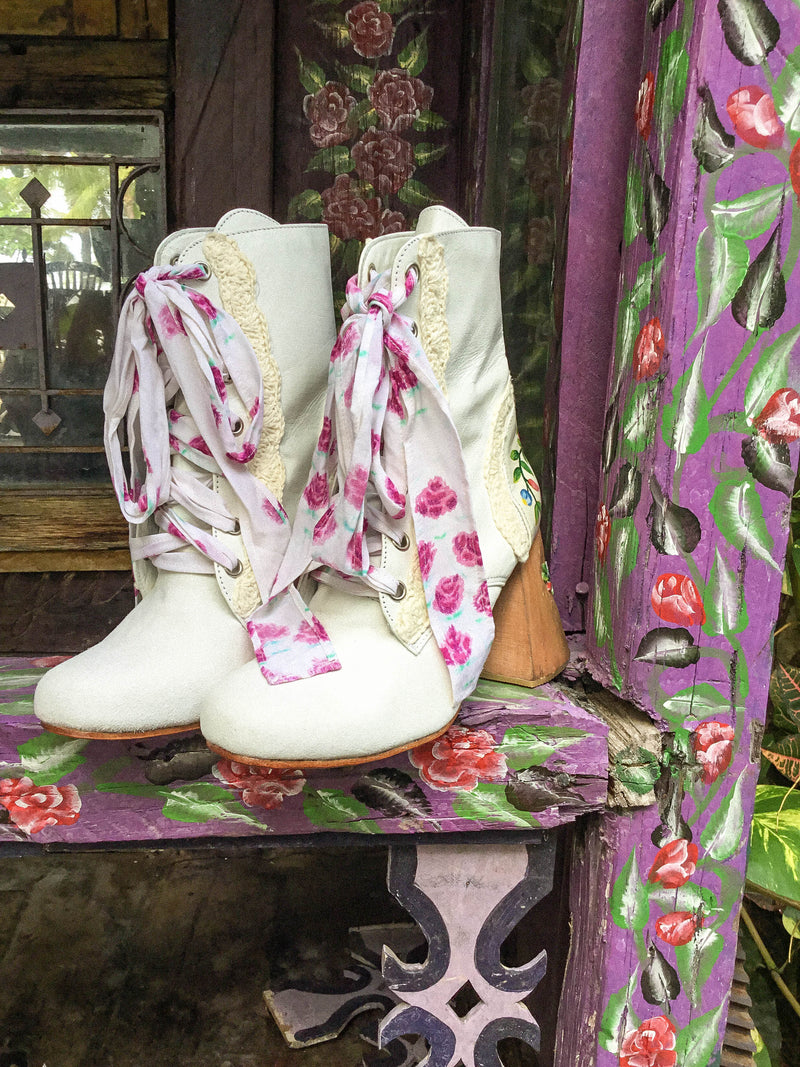 Doll House Boots