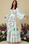 Dream In Colour Cottage Dress - Ambrosia