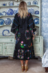 Dream In Colour - Kimono in Black