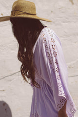 FILLYBOO - 'I BELIEVE IN UNICORNS' GOWN - LAVENDER