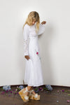 FILLYBOO - 'LA BONITA' DRESS - WHITE