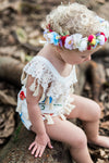 FILLYBOO MINI - 'LITTLE BEAR' - BABY PLAYSUIT