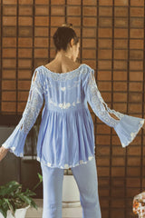 FILLYBOO - 'LITTLE BIG LOVE' BOLERO - CHAMBRAY