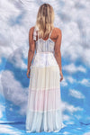 Love Street - Gelato Trapeze Maxi Dress