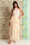 Love Street - Halterneck Maxi Dress