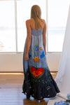 'MR MISTOFFELEES' - HAND EMBROIDERED GOWN