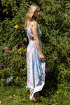 Scarf Rhapsody 'Eliza' - Maxi Dress