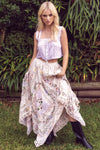 States Of Grace - Handmade Maxi Skirt