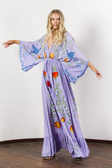 FILLYBOO - 'STRANGE MAGIC' DUSTER - LAVENDER