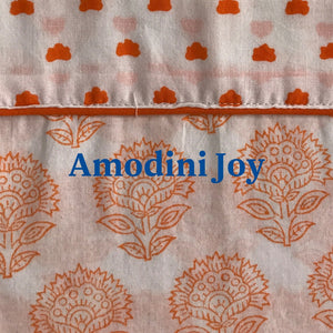 Amodini Joy 2-piece button up pyjamas