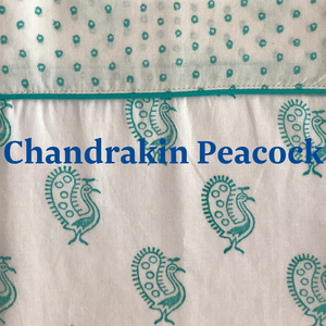 Chandrakin Peacock 2-piece button up pyjamas
