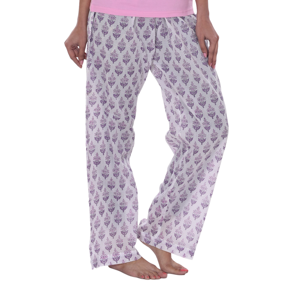 Vasanta Colour Burst - Long lounge pants (pyjama bottoms)