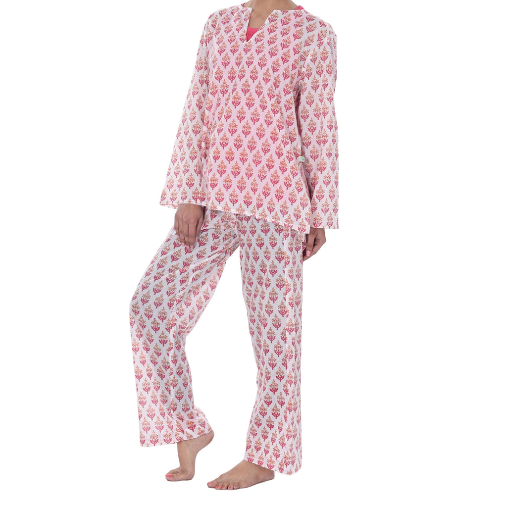 Summer Sale! Vasanta Colour Burst - 3 piece pyjama set
