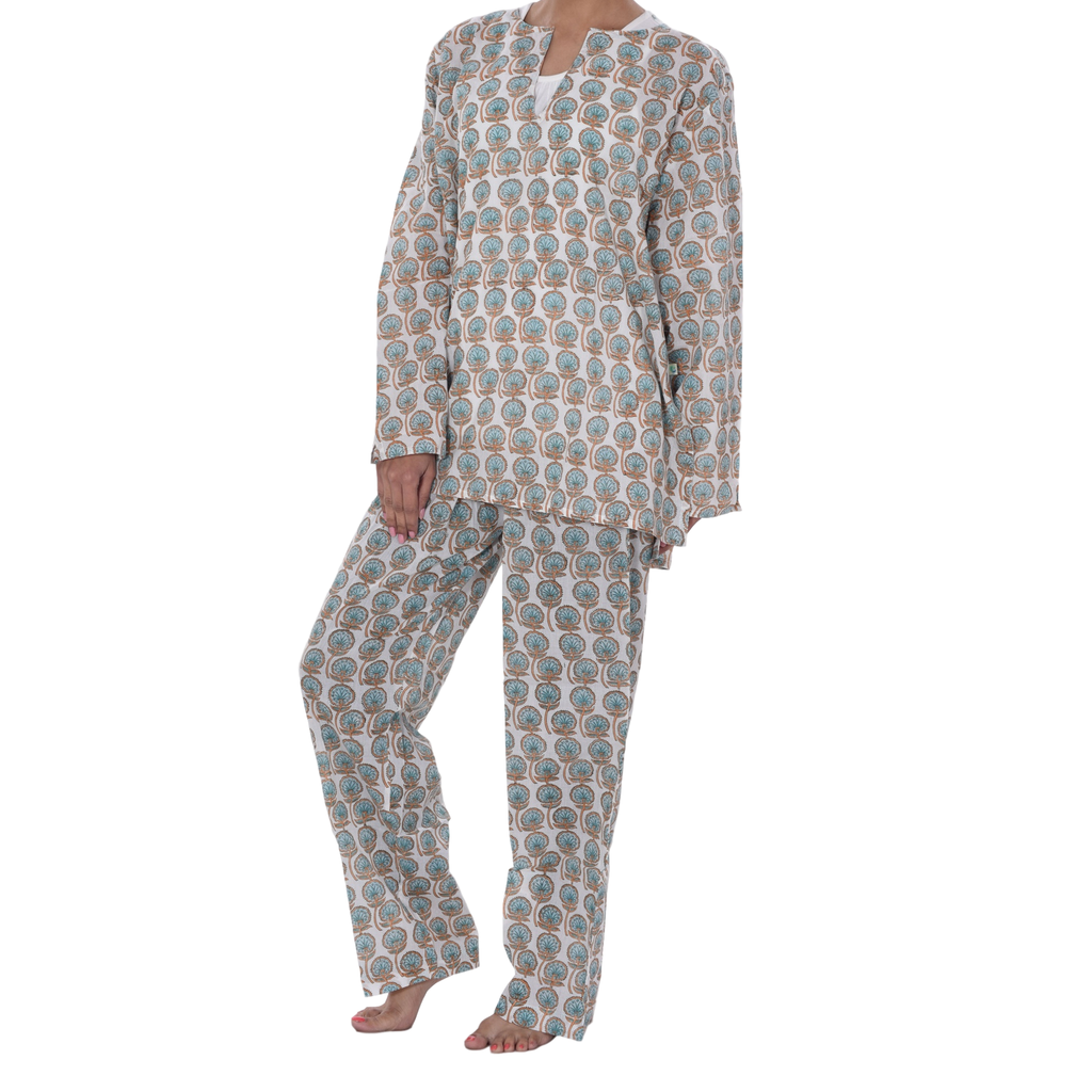 Summer Sale! Dipti Pure Beauty - 3 piece pyjama set