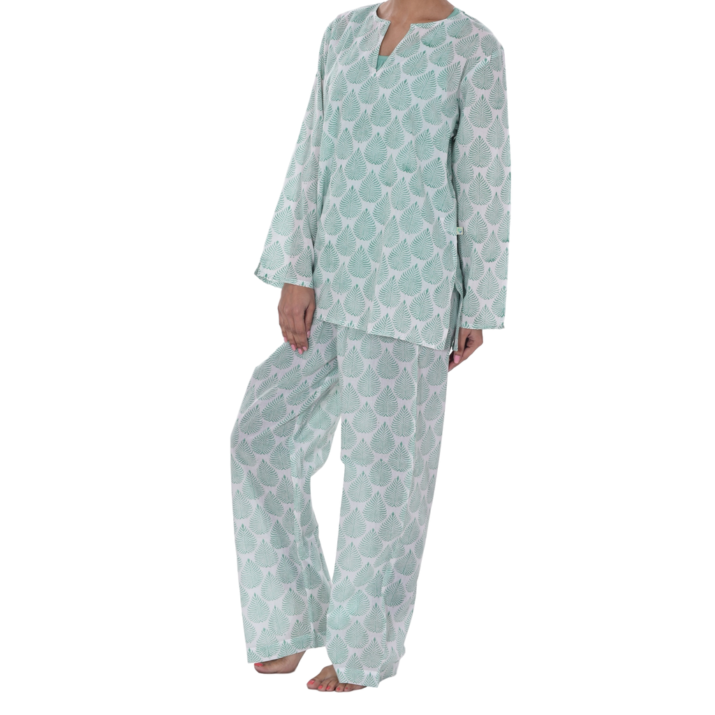 Kavita Poetry in Motion - 3 piece pyjama set