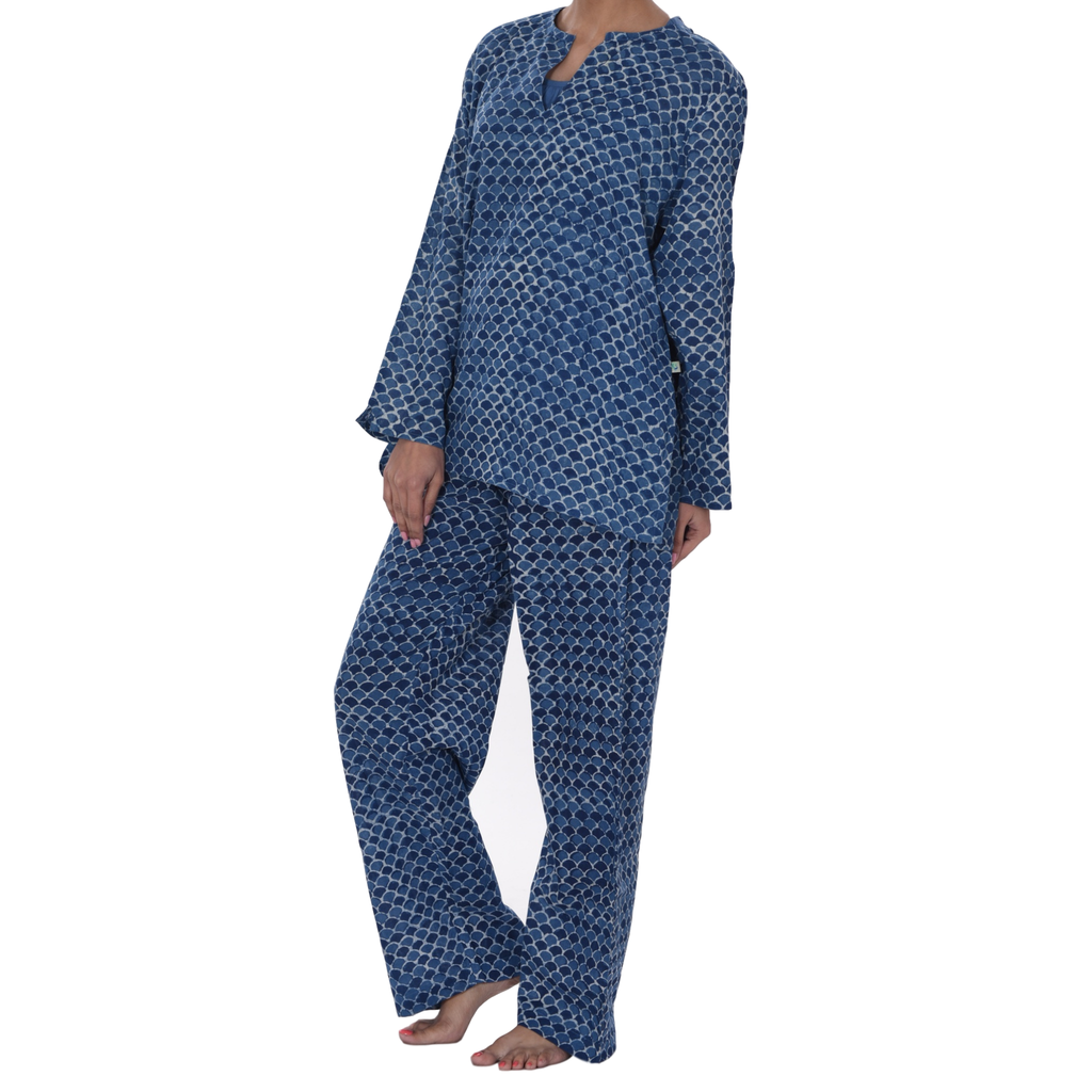 Nisa Sweet Dreams - 3 piece pyjama set
