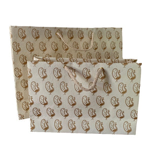 Gift bag and pot pourri pouch