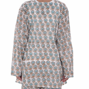 Dipti Pure Beauty - Long sleeve tunic top