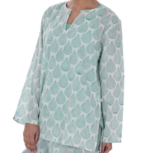 Kavita Poetry in Motion - Long sleeve tunic top