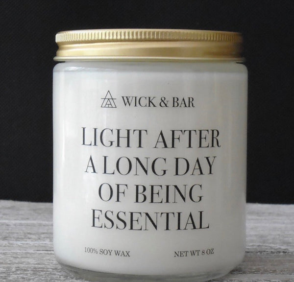 BEING ESSENTIAL CANDLE