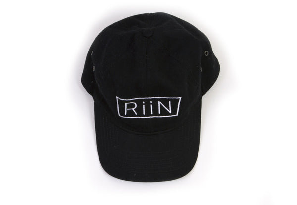 LOGO HAT : BLACK