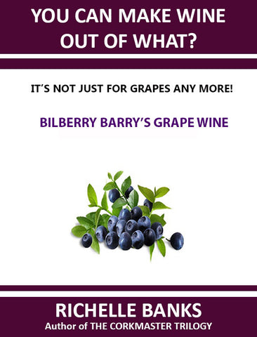 BILBERRY BARRY'S GRAPE WINE