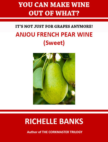 ANJOU FRENCH PEAR WINE (sweet)