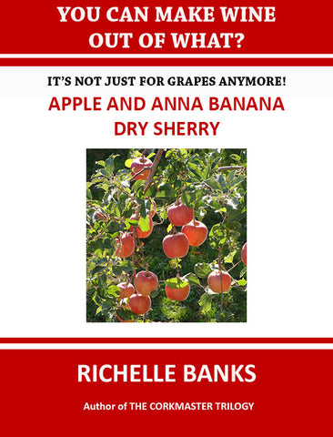 APPLE AND ANNA BANANA DRY SHERRY