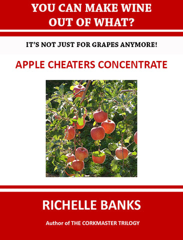 APPLE CHEATERS CONCENTRATE WINE