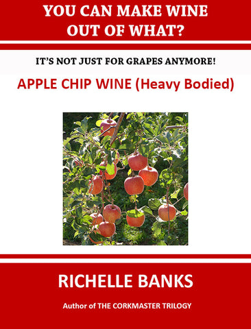 APPLE CHIP WINE (Heavy Bodied)