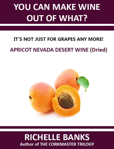 APRICOT NEVADA DESERT WINE (Dried)