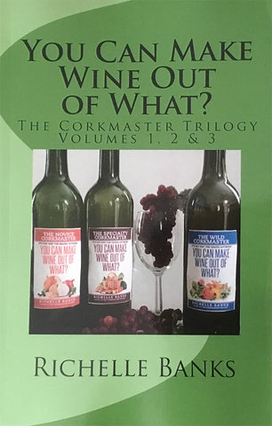 THE CORKMASTER TRILOGY by Richelle Banks